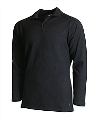Heavy Weight 1/4 Zip Merino